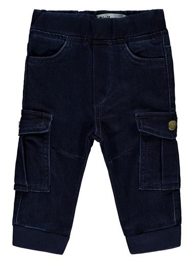 Civil Baby Erkek Bebek Kot Pantolon Mavi
